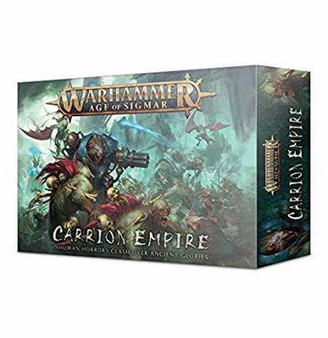 AGE OF SIGMAR: CARRION EMPIRE