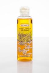 Масло ЗАРОДЫШЕЙ ПШЕНИЦЫ/ Wheat Germ Oil Virgin Unrefined / нерафинированное/ 100 ml