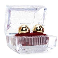 Тяжелые вагинальные шарики металлические Ben-Wa Balls (2 см.; Вес 57 гр.)