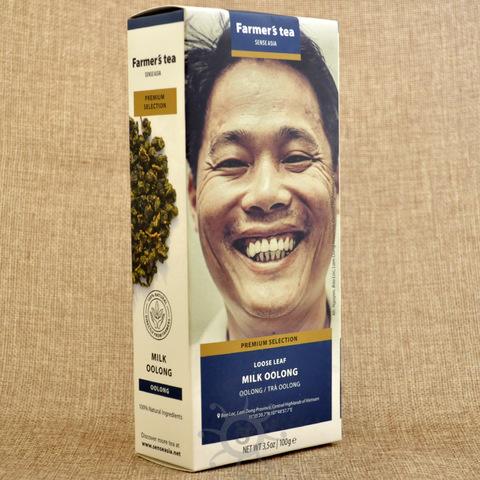 Чай молочный улун Sense Asia, 100г
