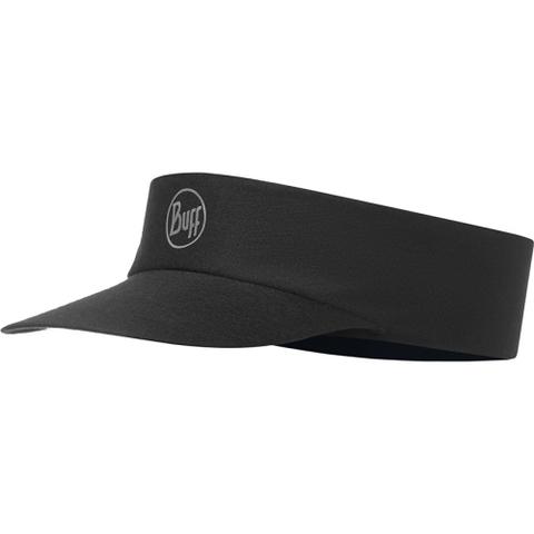 Козырек спортивный Buff R-Solid Black
