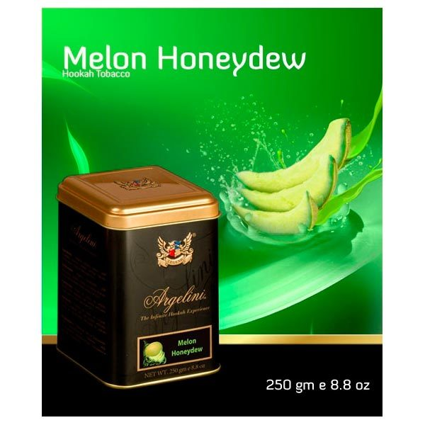Табак для кальяна Argelini Melon Honey Dew 250 гр.