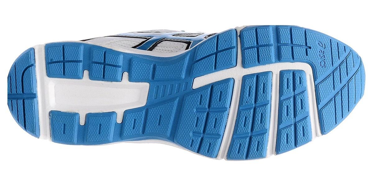 Детские кроссовки для бега Asics Gel-Galaxy 8 GS (C522N 0142) белые фото