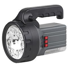 Фонарь-прожектор ERA FA58M 1W+9+18 LED,