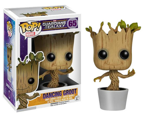 Dancing Groot Funko Marvel POP! Vinyl Figure || Танцующий Грут Стражи Галактики