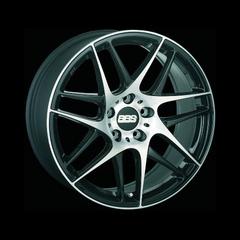 Диск колесный BBS CX-R 8.5x20 5x120 ET32 CB82.0 black/diamond cut