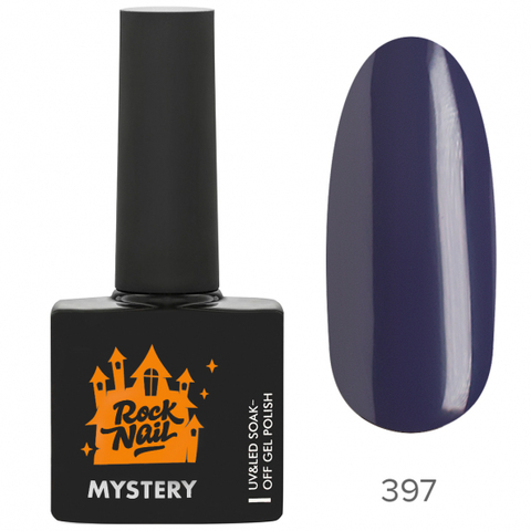 Гель-лак RockNail Mystery 397 Night Flowers