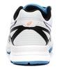 Детские беговые кроссовки Asics Gel-Galaxy 8 GS (C522N 0142) белые фото