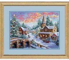 DIMENSIONS Рождественский дом (Holiday Village)