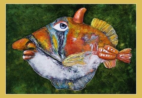 Спинорог Пикассо