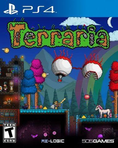Sony PS4 Terraria (английская версия)