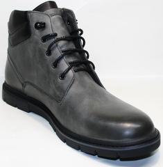 Зимние ботинки мужские классические Ikoc 3620-3 S