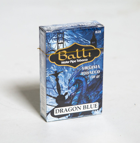 Табак Balli Dragon Blue 50 г