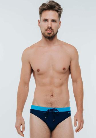 Плавки мужские темно-синие