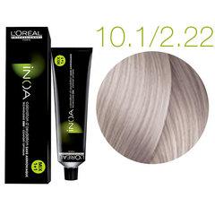 L'Oreal Professionnel INOA 10 1/2.22 (Очень очень светлый суперблондин интенсивный перламутровый) - Краска для волос