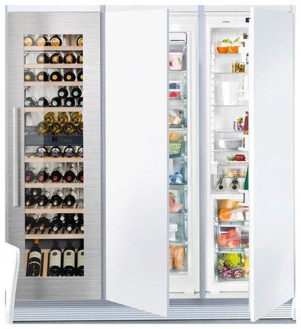 Холодильник side-by-side Liebherr SBSWdf 99I5
