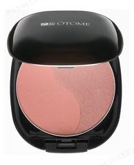Румяна двухцветные тон 203 (Классический розовый) (Otome | Otome Make Up | Duo Color Powder Blush), 13 мл