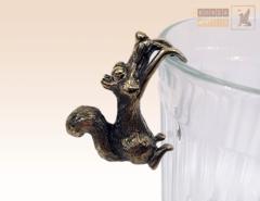 Белочка на чашку большая (Ледниковый период)