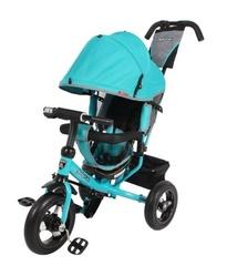 Велосипед Moby Kids Comfort 12x10 AIR Бирюзовый (641056)