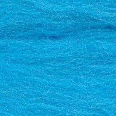 Шерсть для валяния Полутонкая (Троицкая) 473 Голубая бирюза