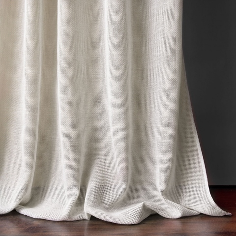 Комплект штор Альба кремовый