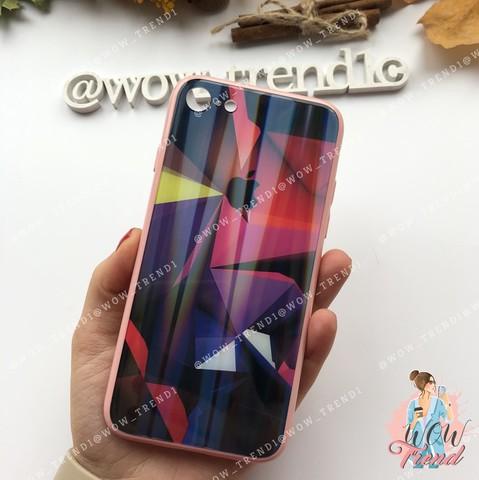 Чехол iPhone 7/8 Polaris smoke Case Logo /pink/