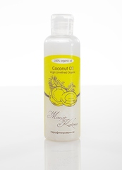 Масло КОКОСА/ Coconat Oil Virgin Unrefined Organic / нерафинированное, органик