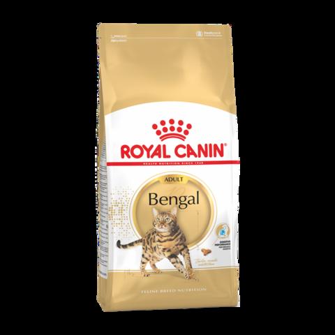 Royal Canin Bengal Сухой корм для взрослых кошек бенгальской породы