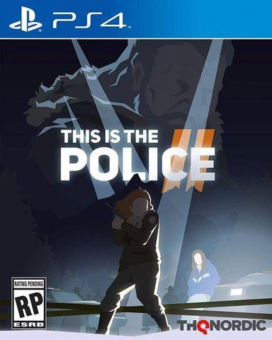 PS4 This is Police 2. Стандартное издание (русские субтитры)