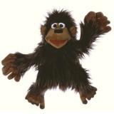 Living puppets. Мягкая игрушка на руку Обезьяна