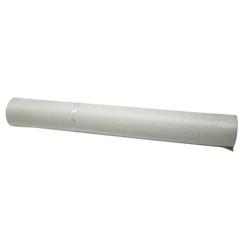 Сетка армировочная стеклотканевая, штукатурная, яч. 5х5 мм, 100см х 50м, ЗУБР