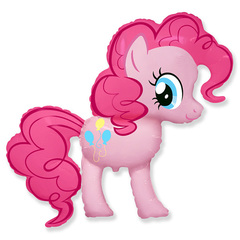 Фольгированный воздушный шар Милая пони Пинки Пай.