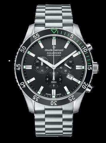 Купить мужские наручные часы Claude Bernard 10223 3NVM NV по доступной цене