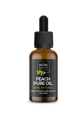 Персиковое масло 30 мл (Natura Botanica)