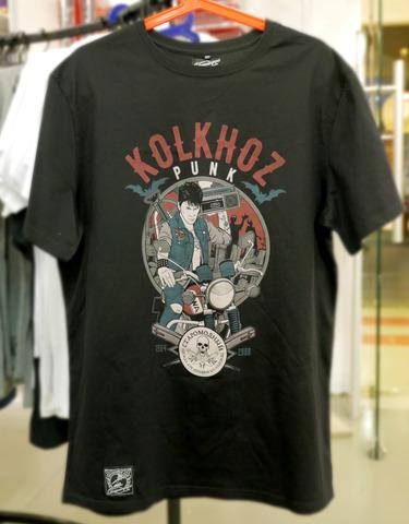 Футболка Kolkhoz Punk - L