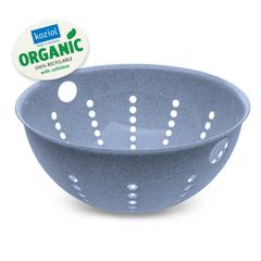 Дуршлаг Koziol Palsby L Organic 5 л синий