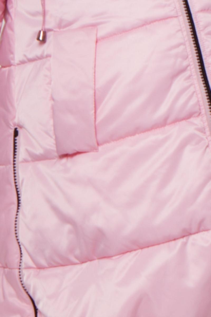 Куртка 08001 розовый