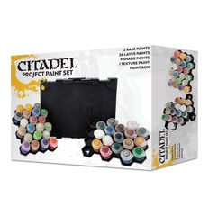 Citadel Project Paint Set 2018
