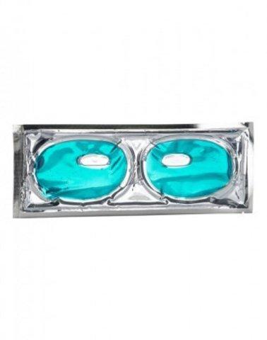 Коллагеновая увлажняющая укрепляющая маска для области глаз «Аква 24» Beauty Style,1 шт.