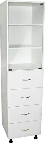Шкаф М202-023 - фото