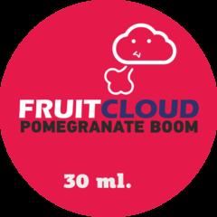 Премиум жидкость для электронных сигарет Pomegranate Boom, 1 мг