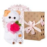 Кошечка Ли-Ли с розовым сердечком