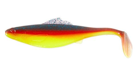 Виброхвост Lucky John Roach Paddle Tail 5in (12,7 см), цвет G07, 4 шт.