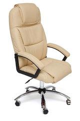 Кресло компьютерное Бергамо хром (Bergamo)