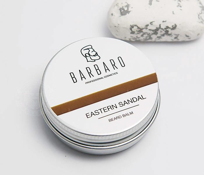 RAZ1002 Бальзам для бороды Barbaro «Eastern sandal», 30 мл фото 01