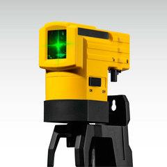 Лазерный прибор с перекрещивающимися линиями LAX 50 G (арт. 19110)