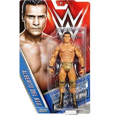Альберто Дель Рио Серия 66. Бойцы WWE