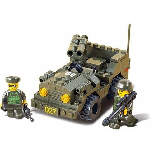 Конструктор серия Армия Сухопутные войска