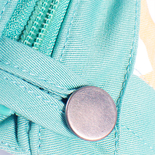 Эрго рюкзак + Хипсит Fresh Shine Premium Organic Минт