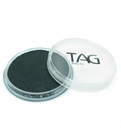 Аквагрим TAG 32гр перламутровый черный
